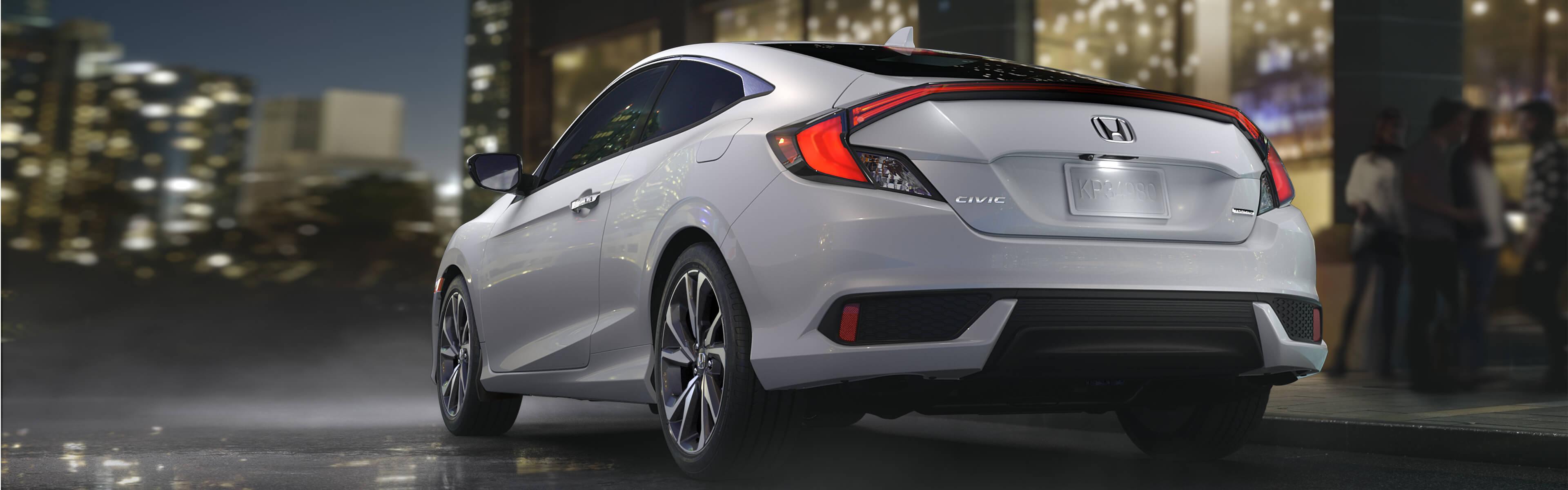 Le Coup 233 Civic 2019 Honda Canada