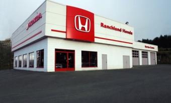 Ranchland Honda in Williams Lake, british columbia, Canada ...