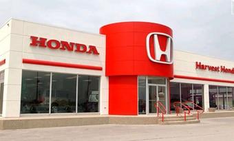 Harvest honda in steinbach manitoba canada honda for Honda dealer locations