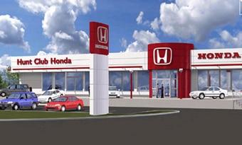 Hunt club honda in ottawa ontario canada honda for Nearest honda dealership