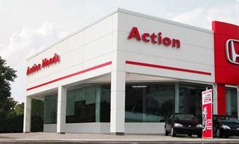 Action honda in scarborough ontario canada honda for Honda dealer locations