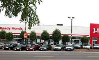 Ready Honda in Mississauga, ontario, Canada- Honda Dealership Locator