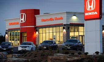 Huntsville honda in huntsville ontario canada honda for Honda dealer locations