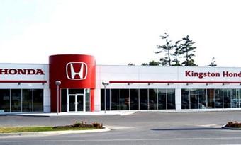 Kingston honda in kingston ontario canada honda for Honda dealership utah