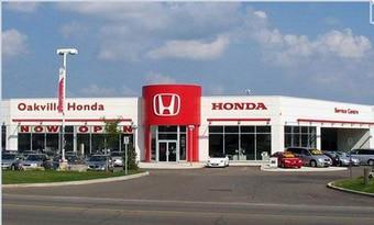 Oakville honda in oakville ontario canada honda for Honda dealership burlington nc