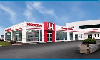 Fundy Honda In Saint John New Brunswick Canada Honda